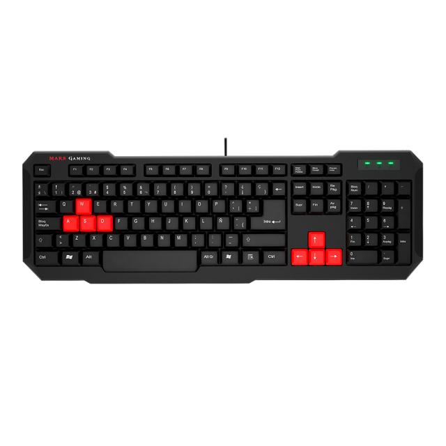 MAK0 gaming keyboard