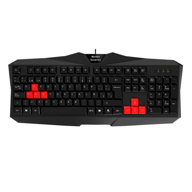 MAK1 gaming keyboard