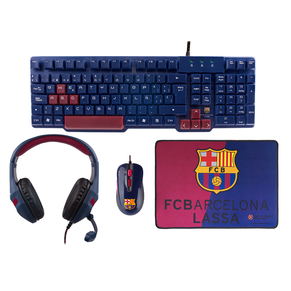 Champion Pack FC Barcelona