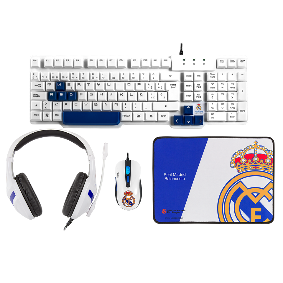 Champion Pack Real Madrid