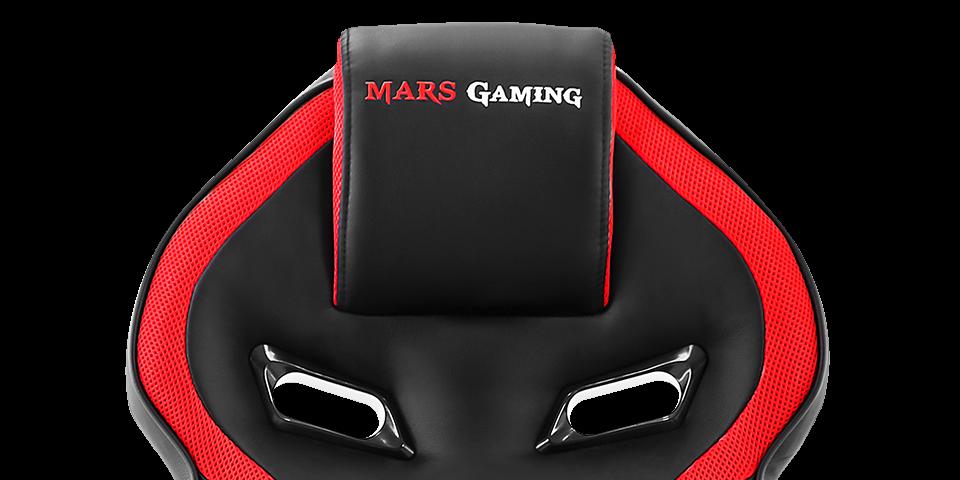 Diseño gaming ultraconfortable