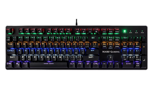 MK4 gaming keyboard