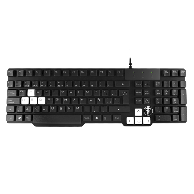 MKHA0 gaming keyboard