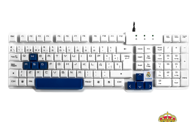 MKRM gaming keyboard