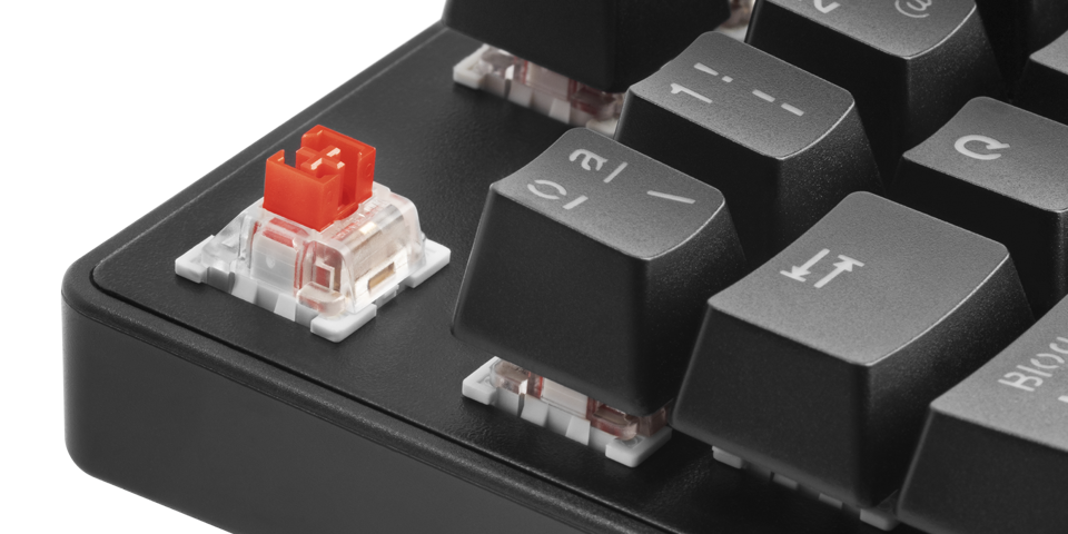 High performance OUTEMU SQ switches