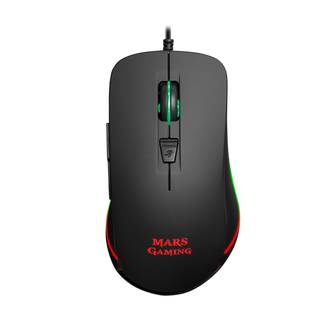 Ratón gaming MM118