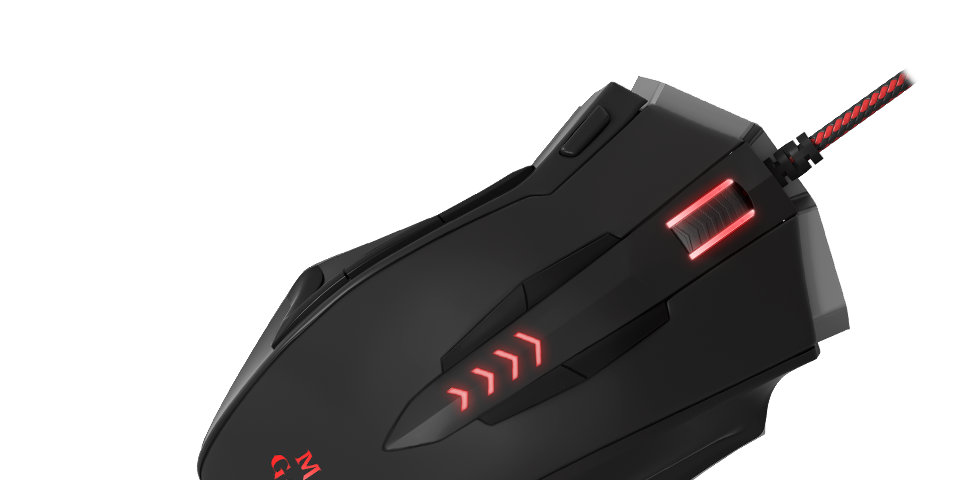 Mouse for First Person Shooters