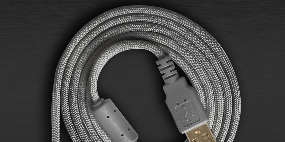Feather cable design