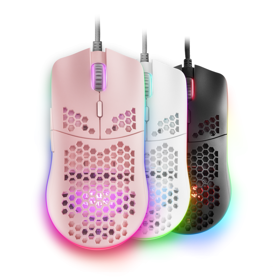 MMAXP gaming mouse
