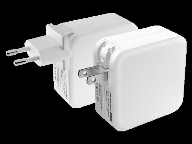 Doble conector con voltaje de salida universal