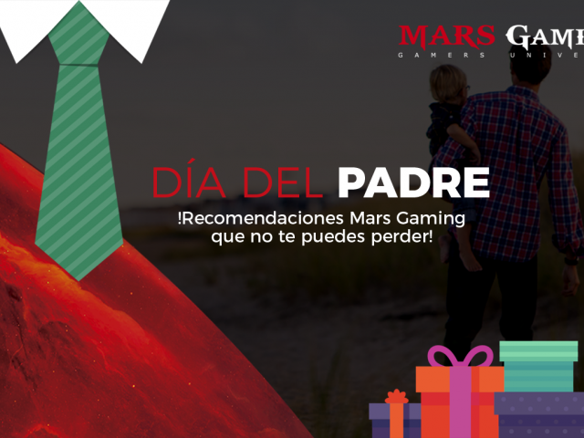 Mars Gaming recommendations for Father's Day