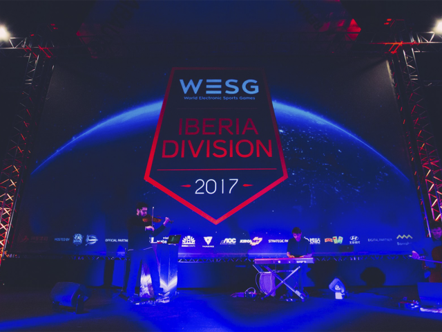 Mars Gaming and Vitoria welcome the finals of WESG Iberia